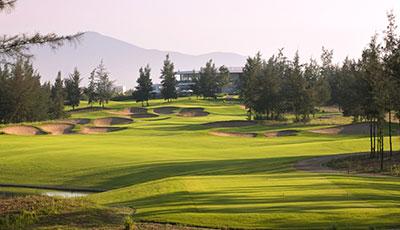 Montgomerie Links Golf Club